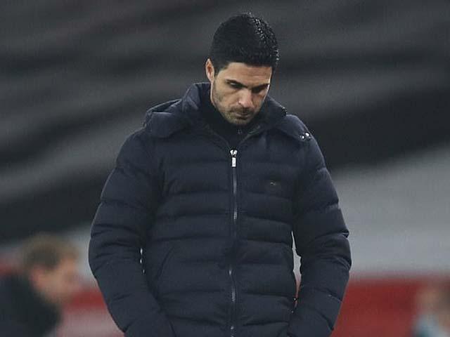 Tin mới nhất bóng đá tối 30/11: Arsenal nhận hung tin giữa khủng hoảng