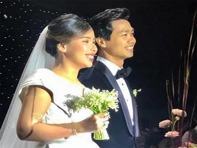Đám cưới Công Phượng tại Nghệ An: Tiệc cưới ở...sân bóng, mời bao nhiêu mâm?