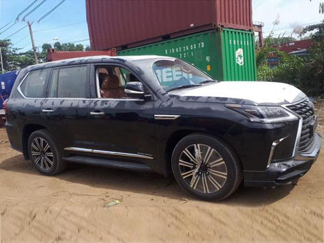 """""""Xe nhà giàu"""" Lexus LX 570 Super Sport S 2021 nhập tư về Việt Nam giá hơn 9 tỷ đồng"""