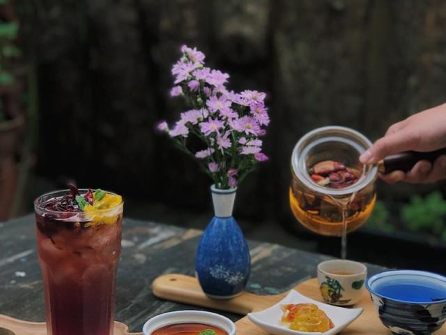No bụng với mì xoong Bào Ngư, đã mắt ngắm hoa dã quỳ và thưởng thức trà đạo ở Đà Lạt