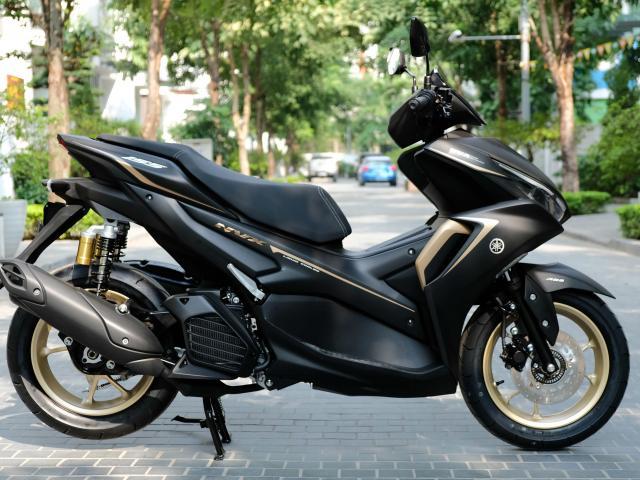 Yamaha NVX 155 VVA 2020 - Dòng xe tay ga đáng sở hữu năm 2020