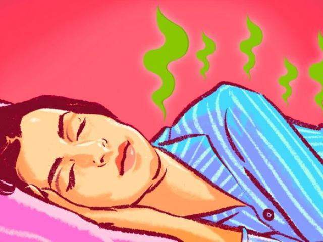 """Thói quen lười thay quần áo ngủ có thể gây ra những tác hại """"kinh khủng"""" này"""