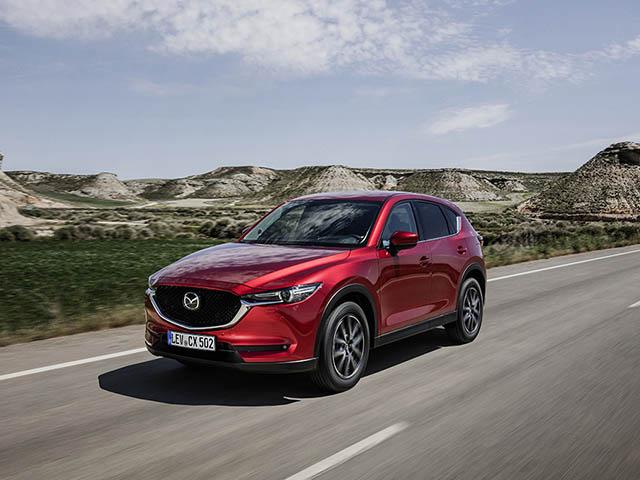"""Mazda CX-5 thế hệ tiếp theo sẽ """"dấn thân"""" vào phân khúc xe sang"""