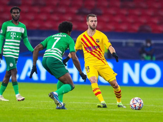 Ferencvaros - Barcelona: 3 bàn chóng vánh, vững chắc ngôi đầu (Kết quả Cúp C1)