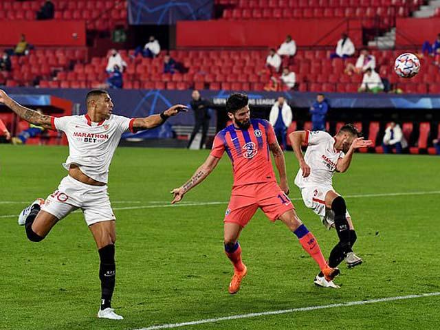 Sevilla - Chelsea: Cú poker thần thánh, thắng lợi hủy diệt (Kết quả Cúp C1)