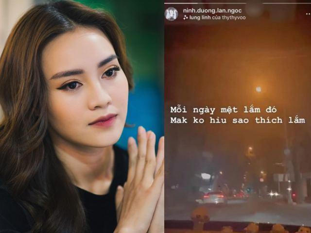 Ninh Dương Lan Ngọc phản ứng lạ ngay sau khi Chi Dân khẳng định đang độc thân
