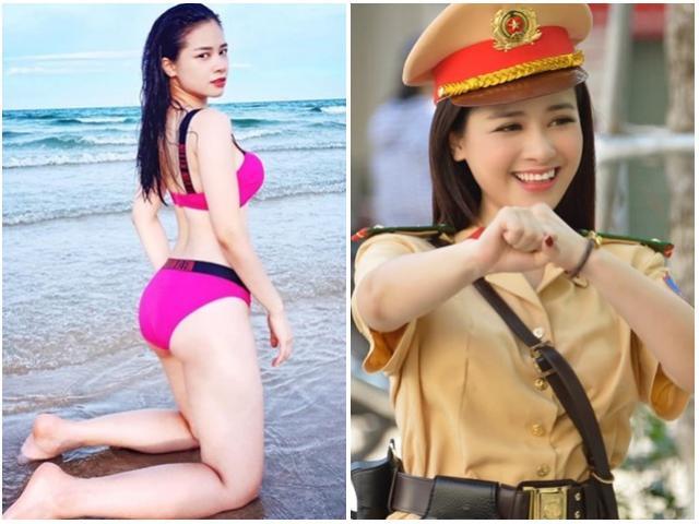 """3 người đẹp showbiz làm giảng viên: """"Nữ cảnh sát giao thông xinh đẹp"""" có vượt mặt hot girl này?"""
