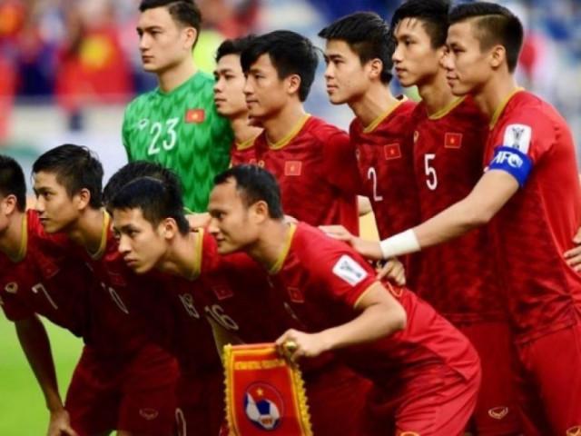 """HLV Park Hang-seo và học trò bỗng dưng nhận """"quà"""" tại vòng loại World Cup"""