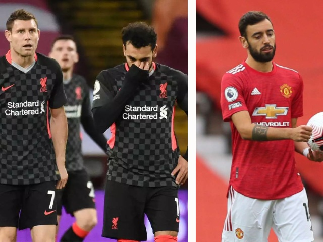The shock scenario lowered the Premier League screen: MU in 9th place, Chelsea took over Liverpool