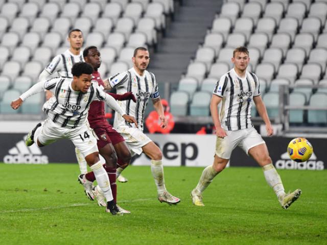 """Video Juventus - Torino: Cú sốc đầu trận, """"vỡ òa"""" phút áp chót"""