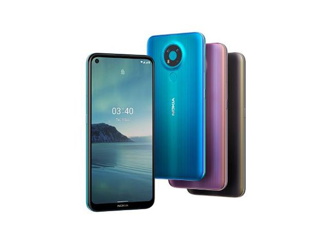 Nokia 3.4 chính thức ra mắt tại Việt Nam, giá 3,69 triệu đồng