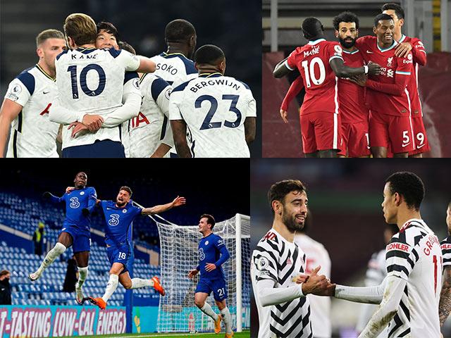 Điểm nóng vòng 11 Ngoại hạng Anh: MU vào Top 6, đáng sợ Tottenham đua vô địch