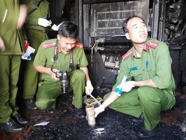 Tội ác ghê rợn trong đám cháy ở Mỹ Đình: Bất ngờ trở lại