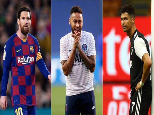 """""""Điên đảo"""" nhà giàu PSG: Neymar ra tay, chờ Messi - Ronaldo về Paris"""