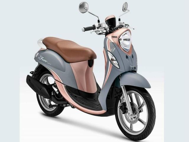 2021 Yamaha Fino 125 Premium trình diện, giá 30,9 triệu đồng