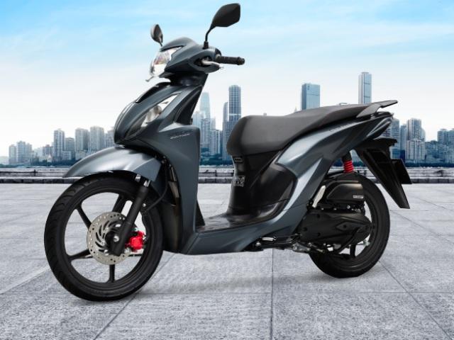 NÓNG: 2021 Honda Vision chính thức ra mắt, mang nhiều âm hưởng SH