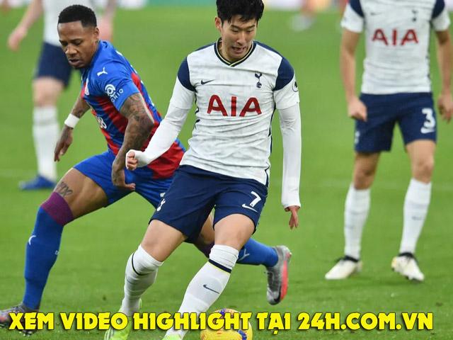 Trực tiếp bóng đá Crystal Palace - Tottenham: Harry Kane lập siêu phẩm