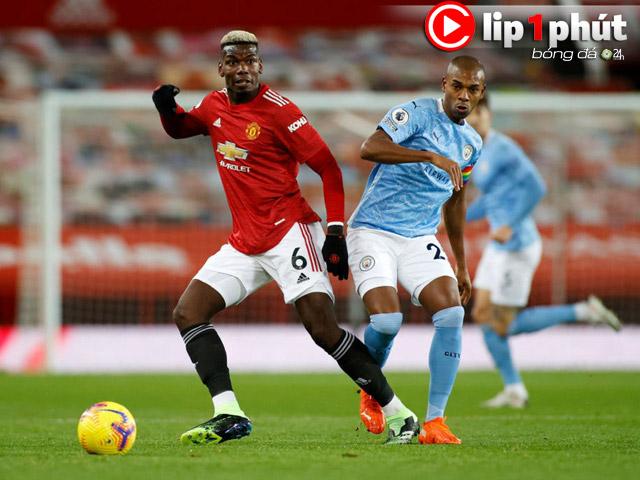 Pogba vẫn bị fan MU tẩy chay, Man City hòa derby liệu còn cửa vô địch NHA? (Clip 1 phút Bóng đá 24H)
