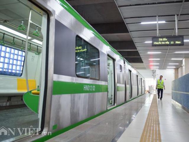 Người dân mua vé tàu Cát Linh - Hà Đông ở đâu?