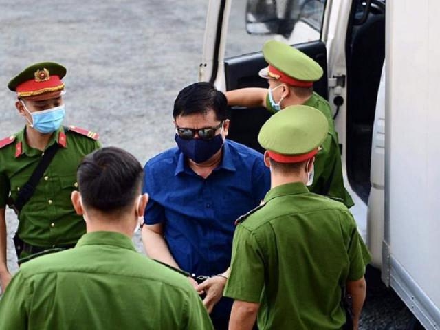 Cộng 4 bản án, ông Đinh La Thăng bị tối đa bao nhiêu năm tù?