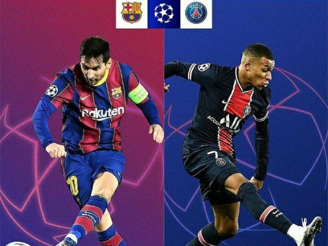 """Trực tiếp bốc thăm Cúp C1: Barcelona đại chiến PSG, Juventus """"dễ thở"""""""