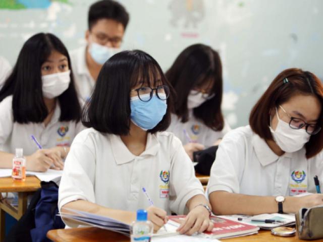Từ năm học 2021, thí sinh phải đăng ký thi tốt nghiệp THPT ở đâu?