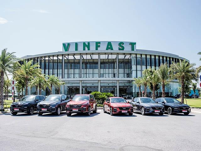 VinFast lập kỷ lục doanh số mới với hơn 4000 xe bán ra trong tháng 11/2020