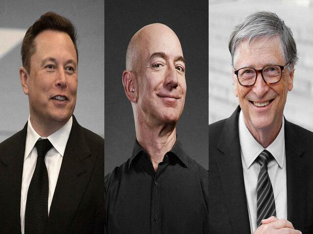 3 người giàu nhất thế giới không đóng một xu thuế thu nhập cá nhân