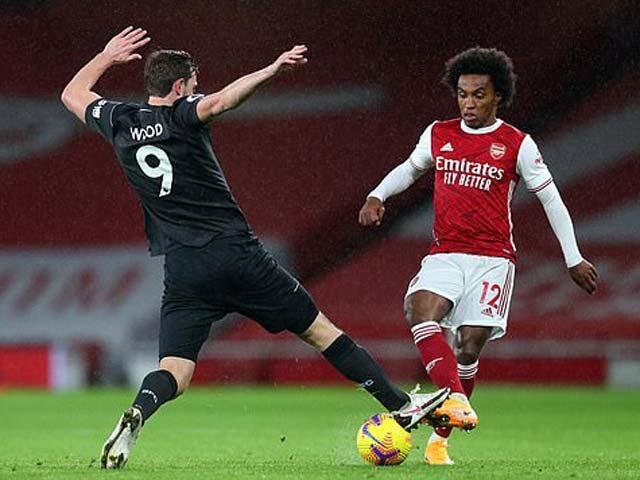 Trực tiếp bóng đá Arsenal - Burnley: Nỗ lực bất thành (Hết giờ)