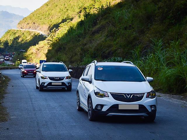VinFast Fadil là xe hạng A bán chạy nhất phân khúc tháng 11/2020