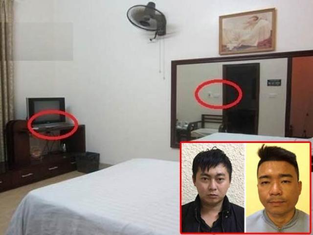 """Lắp camera trong nhà nghỉ rồi dùng clip """"nóng"""" tống tiền các nữ nạn nhân"""