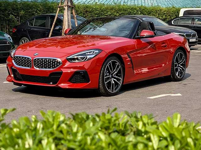 Ngắm chi tiết BMW Z4 thế hệ mới chính hãng tại Việt Nam có giá bán 3,3 tỷ đồng.