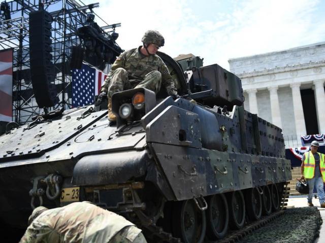 Establecer la ley marcial para la reelección: opinión militar de EE. UU.