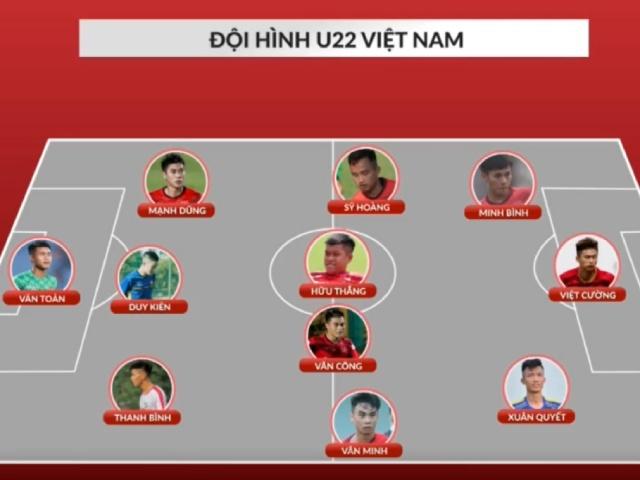 U22 Việt Nam đấu ĐT Việt Nam: Công Phượng, Quang Hải dè chừng đàn em nào?