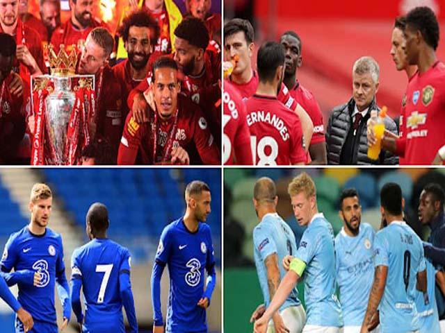 Tỷ lệ vô địch Ngoại hạng Anh: Nghẹt thở đua tourmalet, Liverpool hay MU số 1?