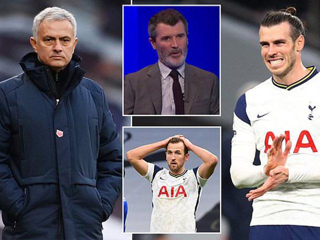 Tottenham - Mourinho tụt dốc, huyền thoại MU chê yếu đuối như thời xa xưa
