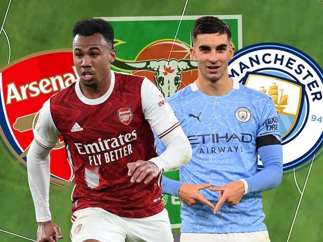 """Nhận định bóng đá Arsenal - Man City: Đại chiến không cân sức, """"Pháo thủ"""" thêm 1 lần đau?"""