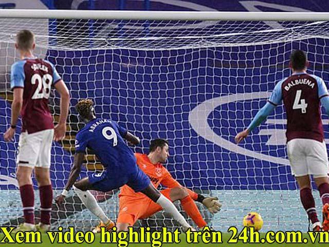 Video Chelsea - West Ham: Ngỡ ngàng 2 phút 2 bàn, tôn vinh tính hiệu quả