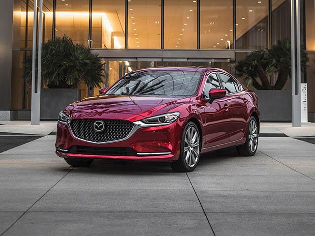 Bảng giá xe Mazda6 lăn bánh tháng 12/2020, giảm 30 triệu đồng