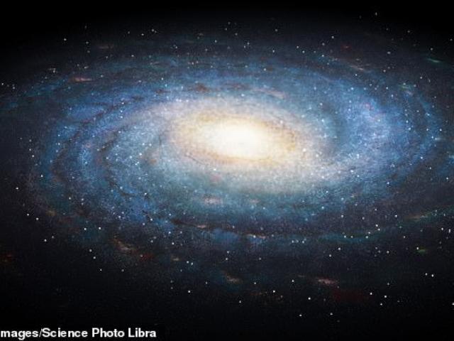 Dải Ngân hà có thể chứa đầy xác người ngoài hành tinh