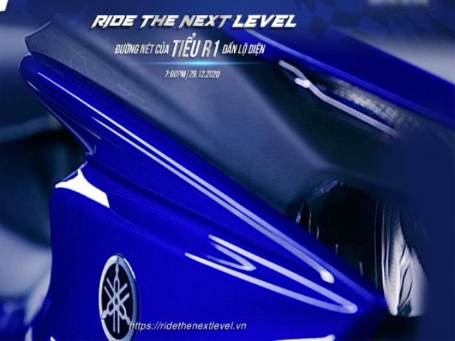 Lộ ảnh xe Yamaha bí ẩn: Exciter 155 VVA hay R15 vẫn chưa ngã ngũ