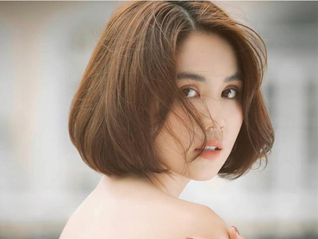 10 kiểu tóc ngắn duỗi cúp đẹp tự nhiên được yêu thích nhất hiện nay