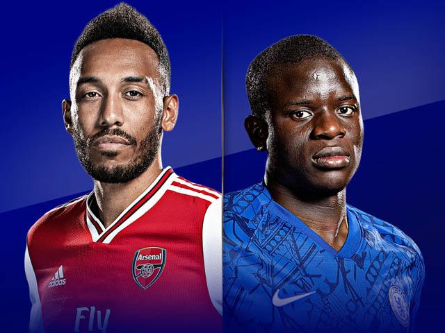 """Nhận định bóng đá Arsenal - Chelsea: Rực lửa derby, """"Pháo thủ"""" vào thế chân tường"""