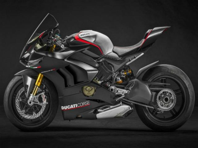 Chi tiết siêu phẩm 2021 Ducati Panigale V4 SP giá 860 triệu đồng