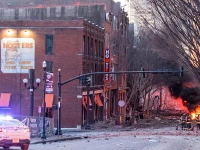 Vụ nổ kinh hoàng tại trung tâm thành phố ở Mỹ ngày Giáng sinh: Bí ẩn ngôi nhà màu đỏ
