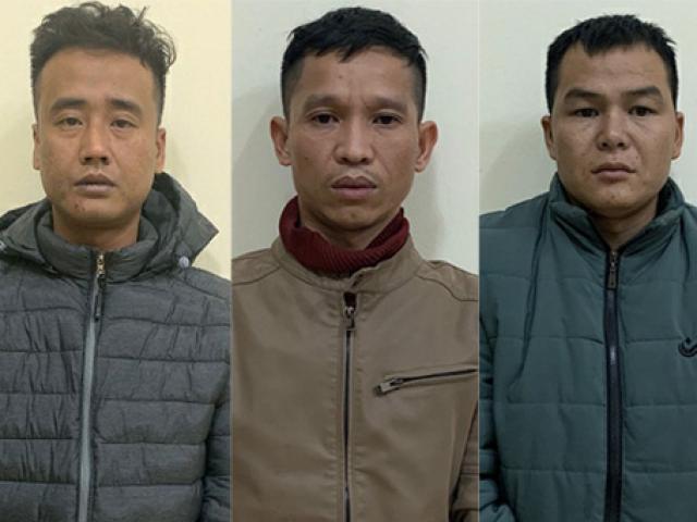 Bị cảnh sát phát hiện, 9 người Trung Quốc nhập cảnh trái phép vào Việt Nam bỏ trốn vào rừng