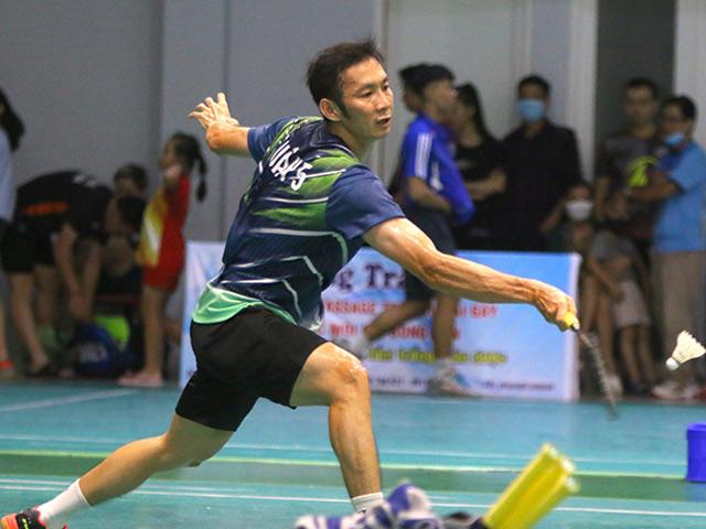 Suất dự Olympic của Tiến Minh lung lay vì môn cầu lông đổi luật
