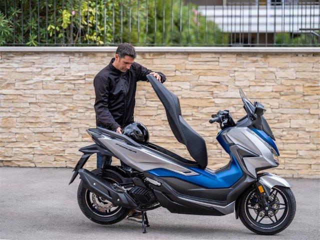Đánh giá toàn diện 2021 Honda Forza 125: Kẻ thay thế SH125