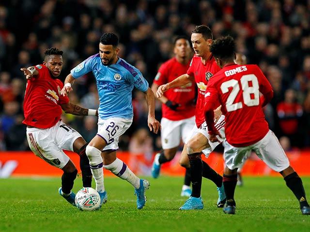 Man City bị bùng dịch Covid-19: MU có vào thẳng chung kết League Cup?