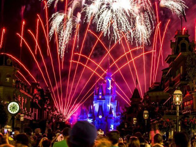 Những địa điểm đón năm mới hoành tráng nhất thế giới